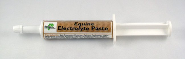 Nature's Farmacy Equine Electrolyte Paste
