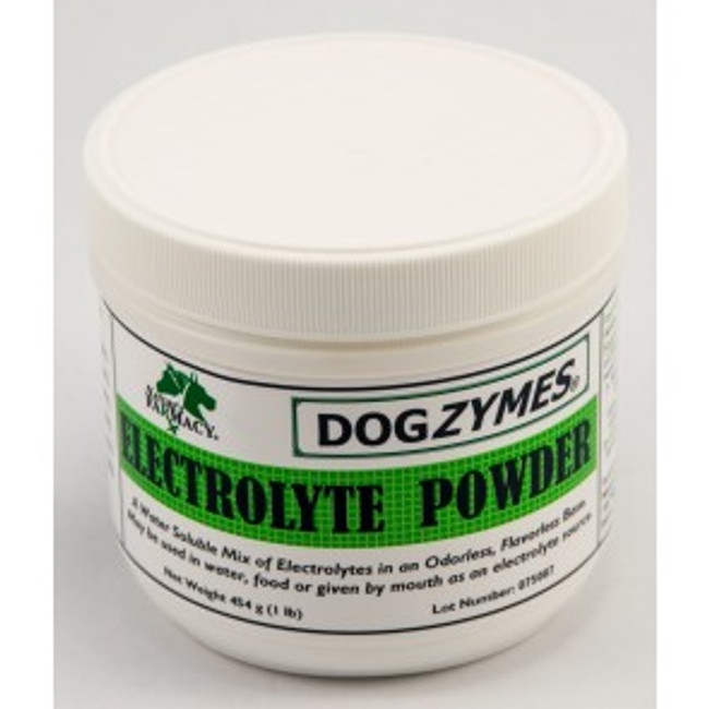 DOGZYMES Electrolyte Powder 1lb
