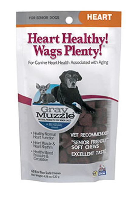 Heart  by Ark Naturals Gray Muzzle