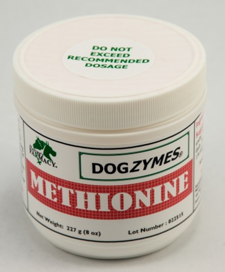 DOGZYMES Methionine 8 oz