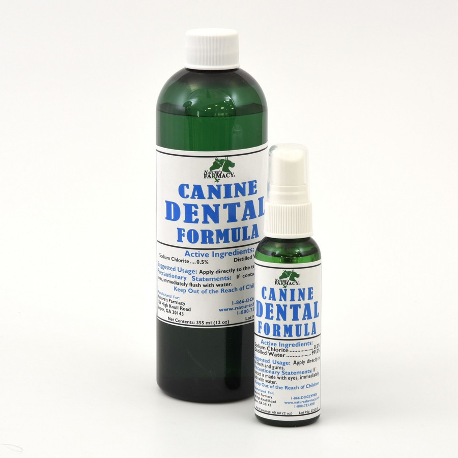 Nature's Farmacy Canine Dental Formula