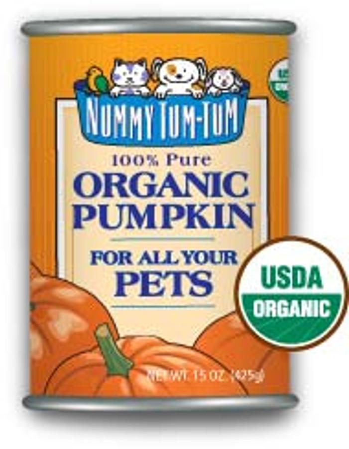 Nummy Tum Tum Pure Pumpkin 100% Organic