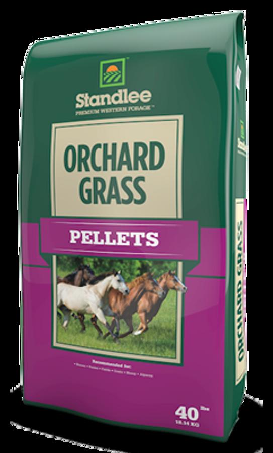 Standlee Orchard Grass Pellets