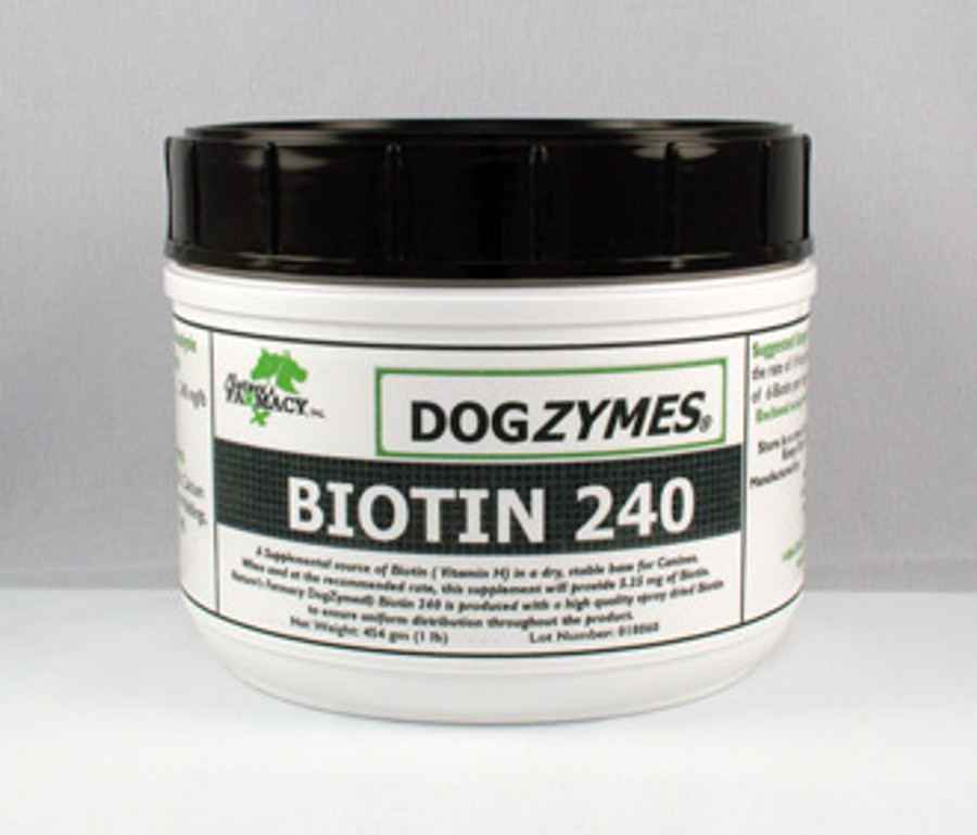 DogZymes Biotin 240