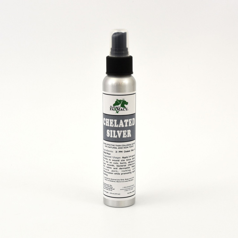 Nature's Farmacy Chelated Silver 2 fl oz