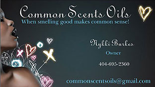 Common Scents Oils By Nykki