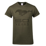 M50Y OLIVE GREEN T-SHIRT