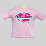 Future Driver Pink Tee for Kids