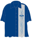 Ford Flames Club Shirt