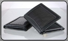 Wallet - Carbon Fiber Tri-Fold Style