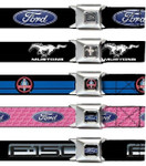 Patterned Mustang Belts - Choose Your Favorite!