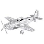 Mustang P-51 3D Model Kit