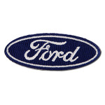 Ford Oval Patch