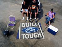 "Built Ford Tough 60""x72"" Rug"