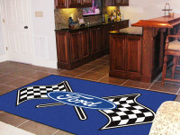 """Ford Flags 60""""x92"""" Area Rug"""