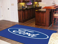 "Ford Oval 60""x92"" Area Rug"