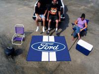 "Ford Oval Stripes  60""x72"" Rug"