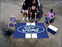 "Ford Oval Stripes 60""x96"" Rug"