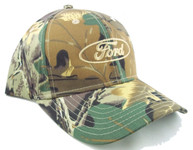 Ford Twill Camo Hat