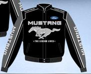 Mustang Logo Jacket