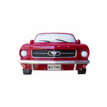 1964 1/2 Mustang Key Rack in Red