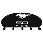 50 Years Mustang Coat Rack
