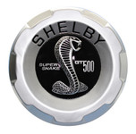 Shelby Super Snake GT500 Gas Wall Decor, Resin
