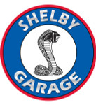 Shelby Garage Disk 12""