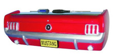 1964 1/2 Ford Mustang Rear 3-D Wall Shelf