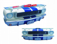 1965 Shelby GT-350 Mustang 3-D Wall Shelf