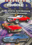 American Muscle Car: Boss 302 & 429 Mustang/The Saleen Mustangs (DVD)