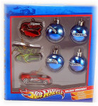 Hot Wheels Ornament Set - 2011