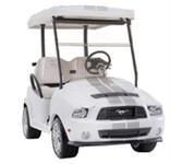 Ford Limited Edition Golf Car