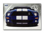 Shelby GT500 Mustang Cobra Poster