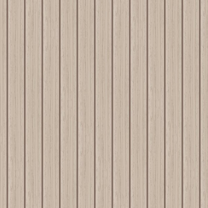 Aqua Tread Marine Roll Out flooring, Almond Teak with Holly Dark Stripe