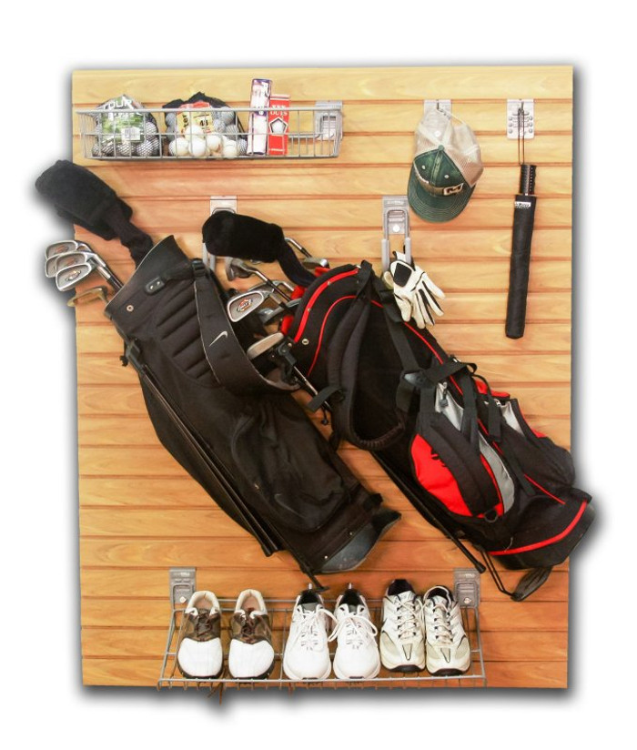 StoreWall Golf Storage Accessory Kit