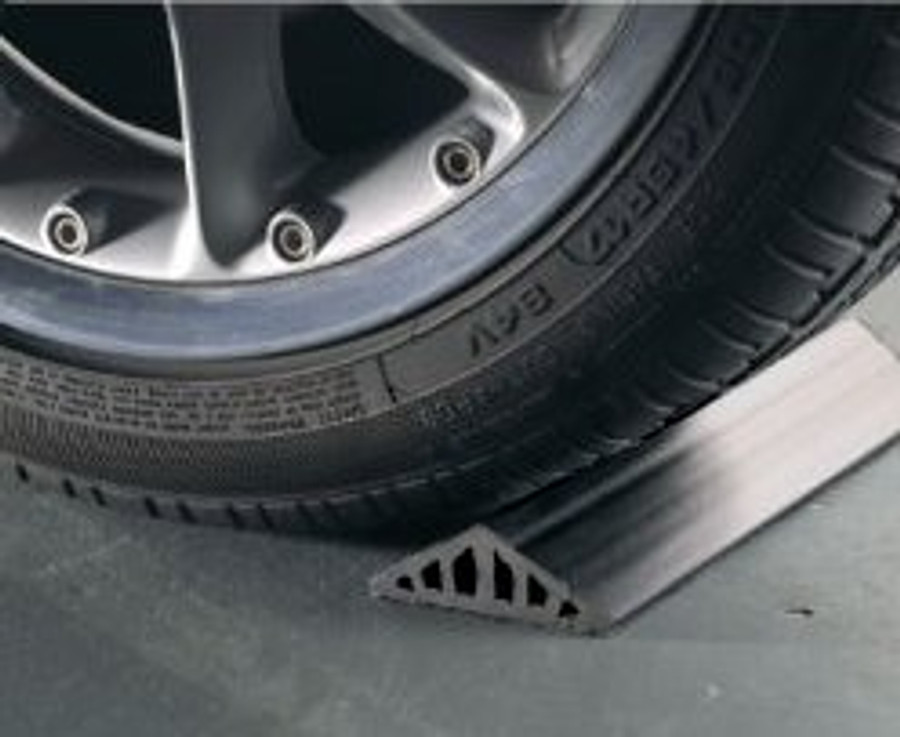 Tire Stop Guard Kit in Black (Includes 2)