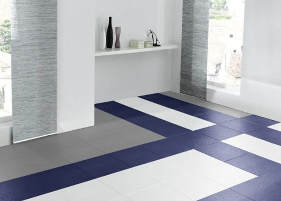 Home Style Slate Pattern Interlocking Tile Light Grey, Flexible Interlocking Tile, Perfection Floor Tile