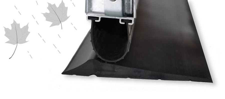 "Xtreme Weather Guard 6"" Wide Garage Door Threshold"
