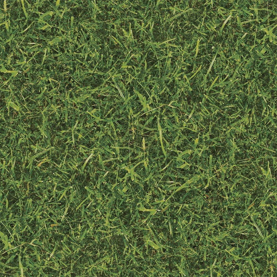 Perfection Floor Tile Custom Print Green Grass Closeup