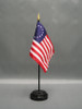 """BETSY ROSS 4X6"""" TABLE TOP FLAG"""