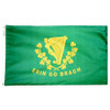 ERIN GO BRAGH NYLON FLAGS 2X3' TO 4X6'