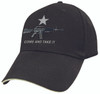 COME AND TAKE IT  BALL CAP