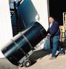 "Escalera MS-66 Staircat Powered Stair Climber (66"" H & 700 LB Capacity)"