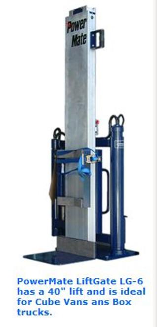 Powermate Liftgate In-Vehicle Lift (28 Inches) - Powermate LG-3