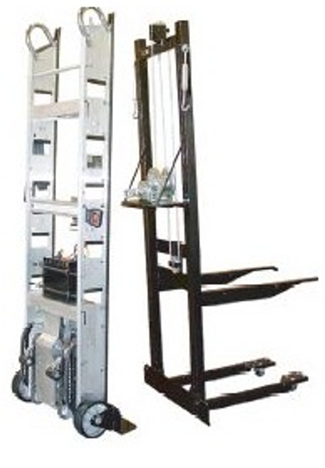 Escalera Motorized Stair Climber With Winch Lift (Removable & Electric) - RLA-EW