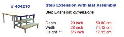 """Powermate Powered Stair Climber Truck-M-2C(68"""" H - 48"""" Lift Height) - Powermate 400100"""