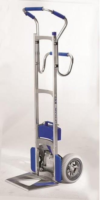 Wesco Liftkar SAL Ergo Power Stair Climbing Hand Truck  (375 lb. Capacity Pneumatic Wheels) -  Wesco 274148