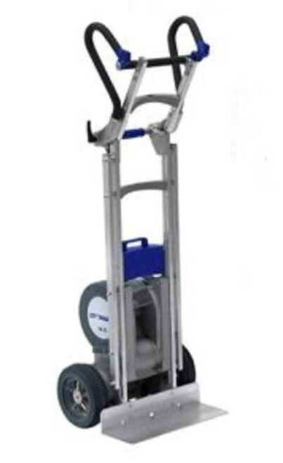 Folding Handle Electric Heavy Duty Stair Climber Hand Truck - Wesco 274101