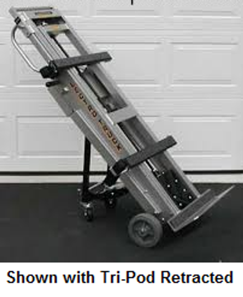LectroTruck Hand Truck 6512E 1500lb Capacity